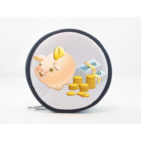 Porte Monnaie Rond Personnalisable