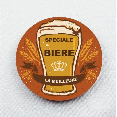 """Décapsuleur Aimanté Spéciale Bière """"La Meilleure"""""""