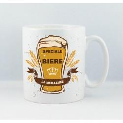 """Mug Spéciale Bière """"La Meilleure"""""""