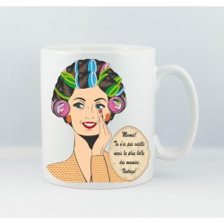 Mug Mamie Vintage