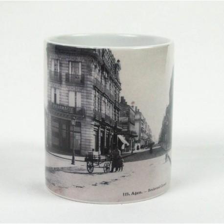 Mug Agen Autrefois Boulevard Carnot