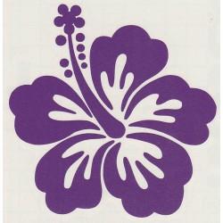 Sticker Fleur d'Hibiscus 3