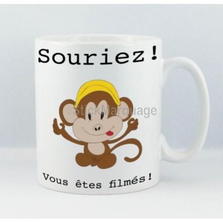 Mug Singe Banane