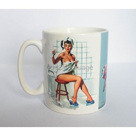 Mug Pin-Up