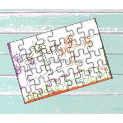 Puzzle Dessin Enfant Maternelle