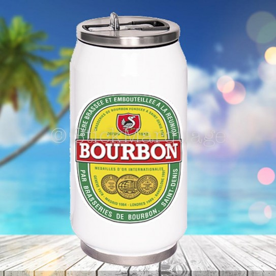 Canette Isotherme Bourbon