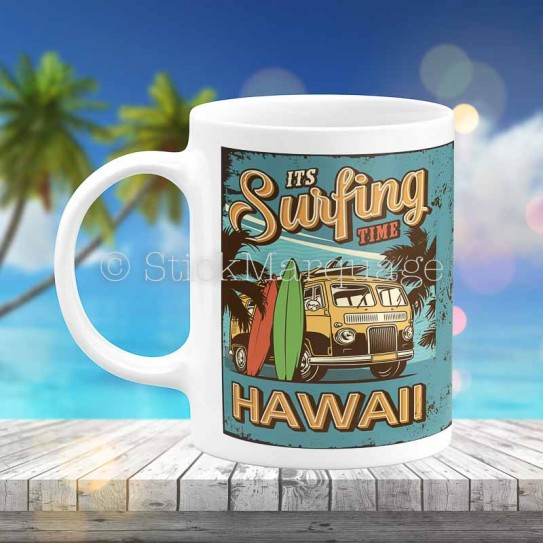 Mug Surf Hawaii Combi