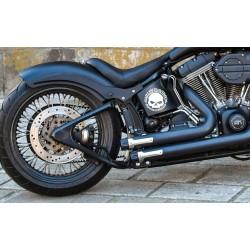 Sticker Moto Harley-Davidson Skull