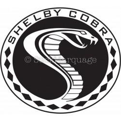 Sticker Shelby Cobra